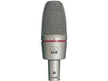 AKG C3000B - Cardioid Studio Condenser Microphone