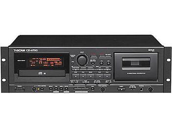 Tascam CD-A750 CD Player/Cassette Tape Deck
