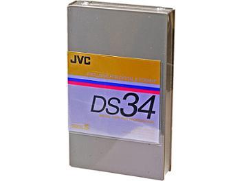 JVC DS34 Digital-S (D-9) Video Cassette (pack 50 pcs)