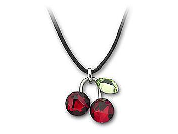 Swarovski 891634 Fruity Cherry Mini Pendant