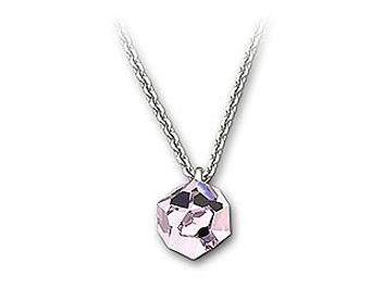 Swarovski 957045 Points of Light Rosaline Pendant (pack 2 pcs)