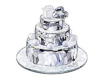 Swarovski 995052 Wedding Cake