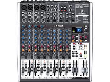 Behringer XENYX X1622USB Audio Mixer