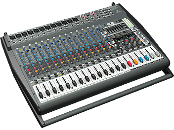 Behringer EUROPOWER PMP6000 Powered Audio Mixer