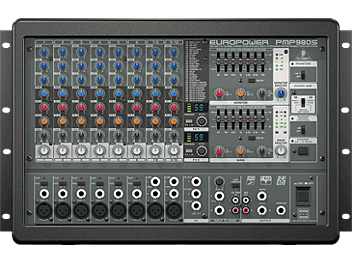 Behringer EUROPOWER PMP980S Powered Audio Mixer