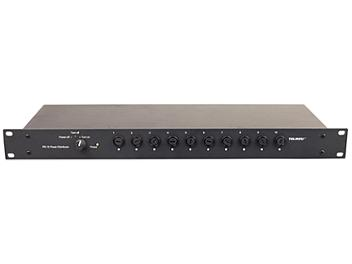 Telikou PD-10 IEC 10-channel AC Power Distributor