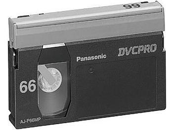 Panasonic AJ-P66MP DVCPRO Cassette (pack 100 pcs)