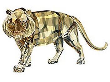 Swarovski 1003148 Tiger 2010 - Vintage Collector's Items