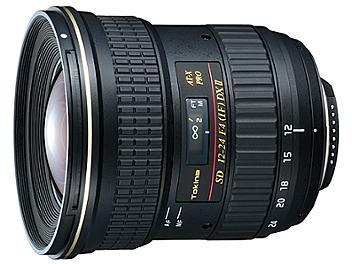Tokina 12-24mm F4 II AT-X Pro DX Lens - Nikon Mount