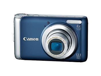 Canon PowerShot A3100 IS Digital Camera - Blue