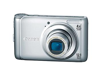 Canon PowerShot A3100 IS Digital Camera - Silver