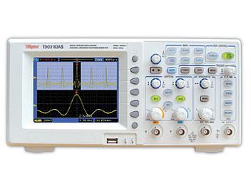 Tonghui TDO3102AS Digital Storage Oscilloscope 100MHz