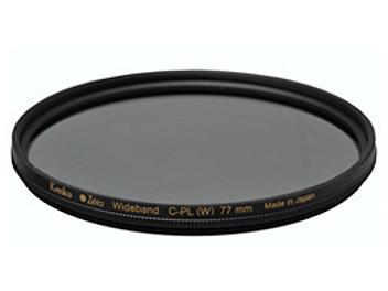 Kenko ZETA Wideband (W) C-PL Filters All Sizes Set (8 pcs)