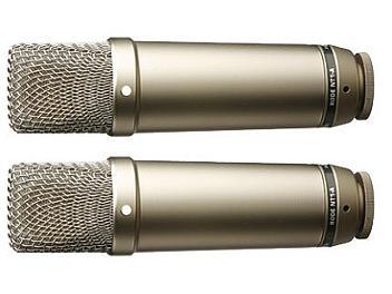 Rode NT1-A-MP Condenser Microphone (Pair)