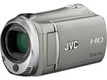 JVC Everio GZ-HM330 HD Camcorder PAL - Silver