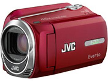JVC Everio GZ-MG750 SD Camcorder PAL - Red