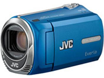 JVC Everio GZ-MS215 SD Camcorder PAL - Blue