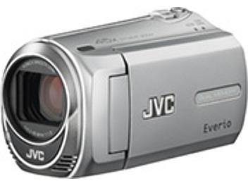 JVC Everio GZ-MS215 SD Camcorder PAL - Silver