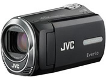 JVC Everio GZ-MS230 SD Camcorder PAL - Black
