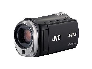 JVC Everio GZ-HM300 HD Camcorder PAL - Black