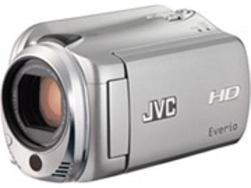 JVC Everio GZ-HD500 HD Camcorder PAL - Silver