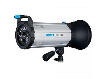 Fomex HD-1200Q HD Studio Flash 1200Ws
