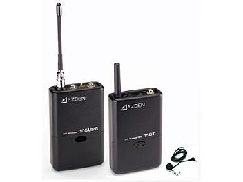 Azden 105LT UHF Wireless System With Body-Pack Transmitter
