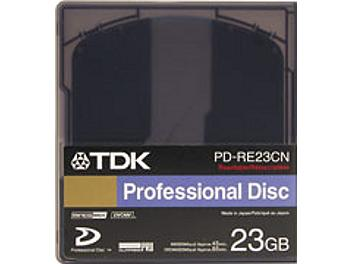 TDK PD-RE23CS 23GB XDCAM Disc (pack 10 pcs)