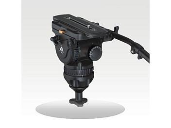 E-Image 7103H 100mm Fluid Video Head - Black