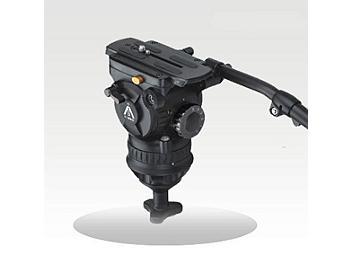 E-Image 7081H 100mm Fluid Video Head - Black