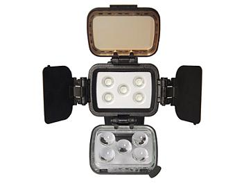 Comer CM-LBPS900 LED Camera Light Kit for Sony NP-F with 2 x 47Wh Battery and Charger