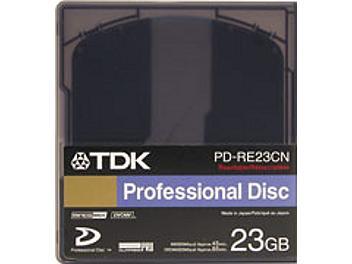 TDK PD-RE23CS 23GB XDCAM Disc (pack 20 pcs)
