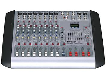 Naphon DSP MC-8 Console Audio Mixer