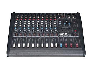 Naphon PM1035 Audio Powered Mixer