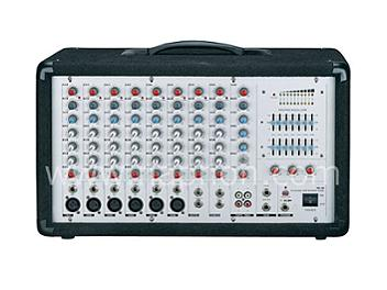 Naphon PB1035 Box Audio Powered Mixer