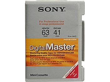 Sony PHDVM-63DM HDV Cassette (pack 20 pcs)
