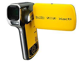 Sanyo VPC-CA102 Full HD Waterproof Camcorder