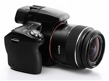 Sony Alpha SLT-A33 DSLR Camera Kit with Sony 18-55mm Lens