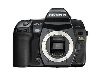 Olympus E-5 DSLR Camera Body