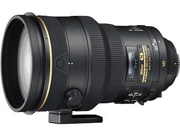 Nikon 200mm F2G AF-S ED VR II Nikkor Lens