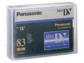 Panasonic AY-DVM83PQ mini-DV Cassette (pack 100 pcs)