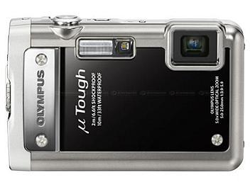 Olympus Stylus Tough-8010 Digital Camera - Black