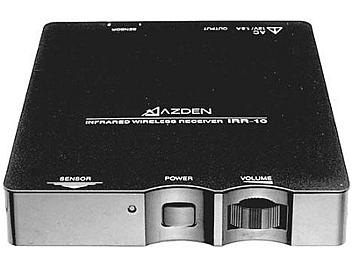 Azden IRR-10 1-Channel Infrared Wireless Receiver