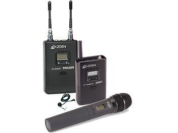 Azden 310LH UHF On-Camera Handheld & Bodypack System