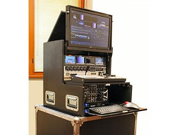Elman OB BOX Tricaster HD Mobile Video Studio with Virtual Studio Capability