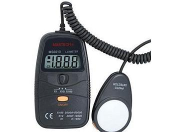Clover Electronics MS6610 Digital Light Meter