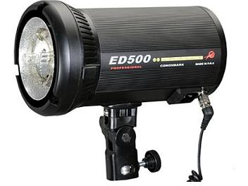 Cononmark ED500 AC and DC Flash Light