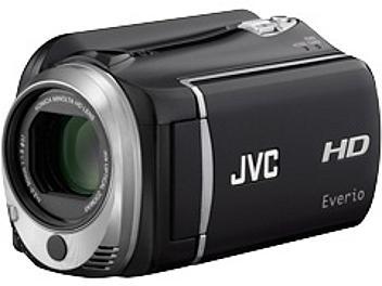 JVC Everio GZ-HD620 HD Camcorder PAL - Black