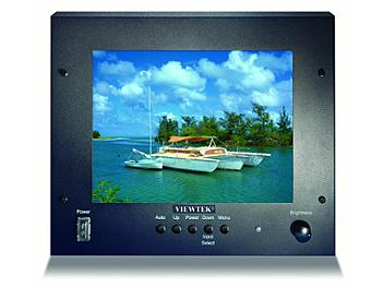 Viewtek LM-1550T 15-inch Waterproof LCD Monitor with Touchscreen