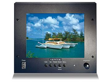 Viewtek LM-1950T 19-inch Waterproof LCD Monitor with Touchscreen